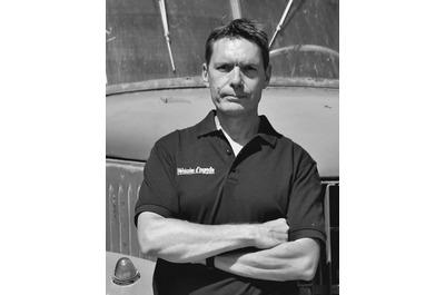 <b>Pierre Joubert</b><br />Rédacteur en chef adjoint de Véhicules d'incendie magazine