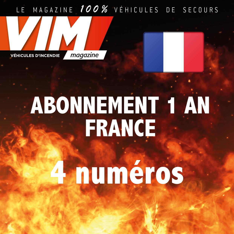 VIM - Abonnement - 1 AN