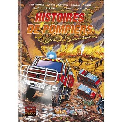 Histoires de pompiers Tome2