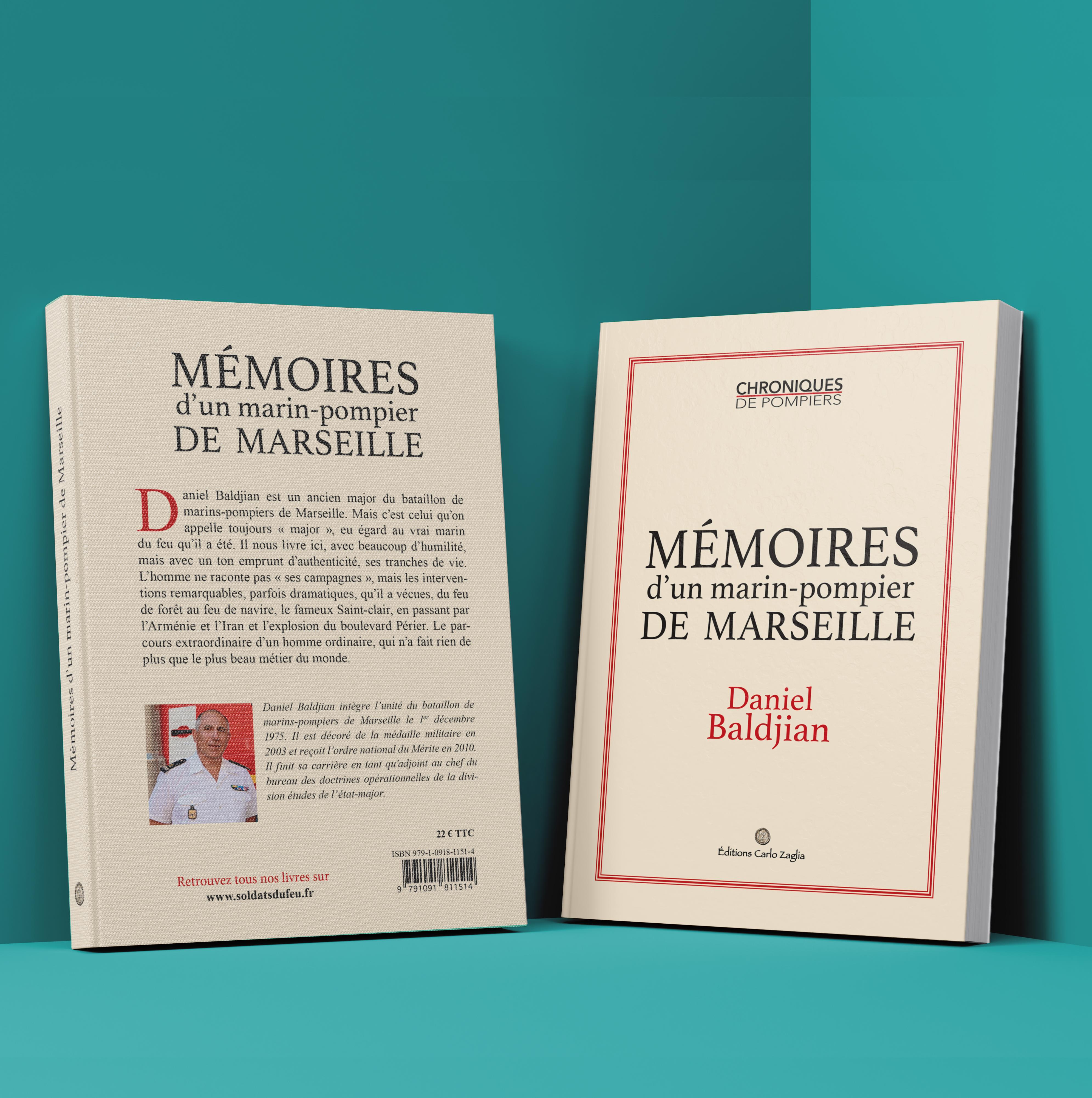 Mémoires d'un marin-pompier de Marseille