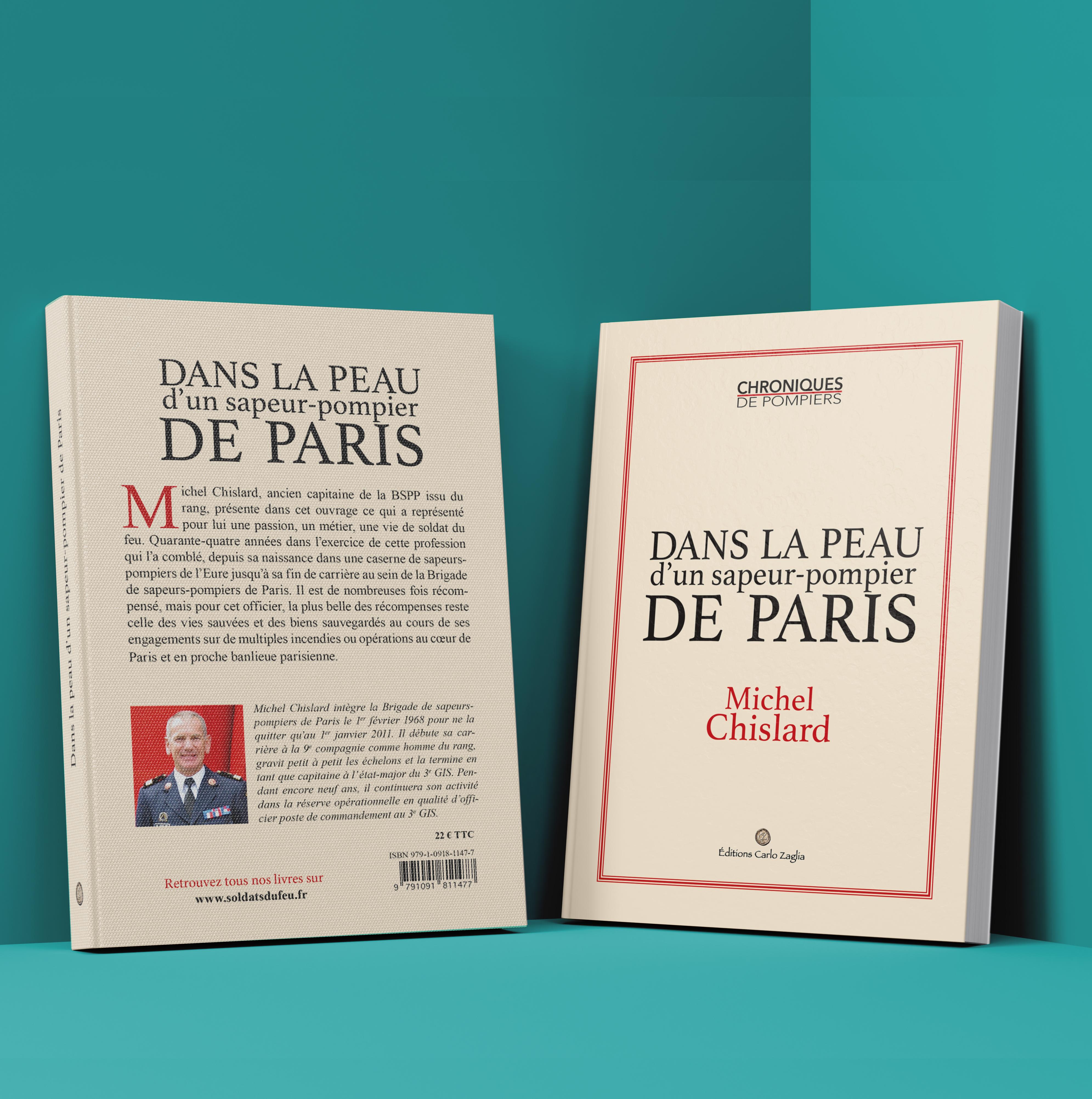 Dans la peau d'un sapeur-pompier de Paris