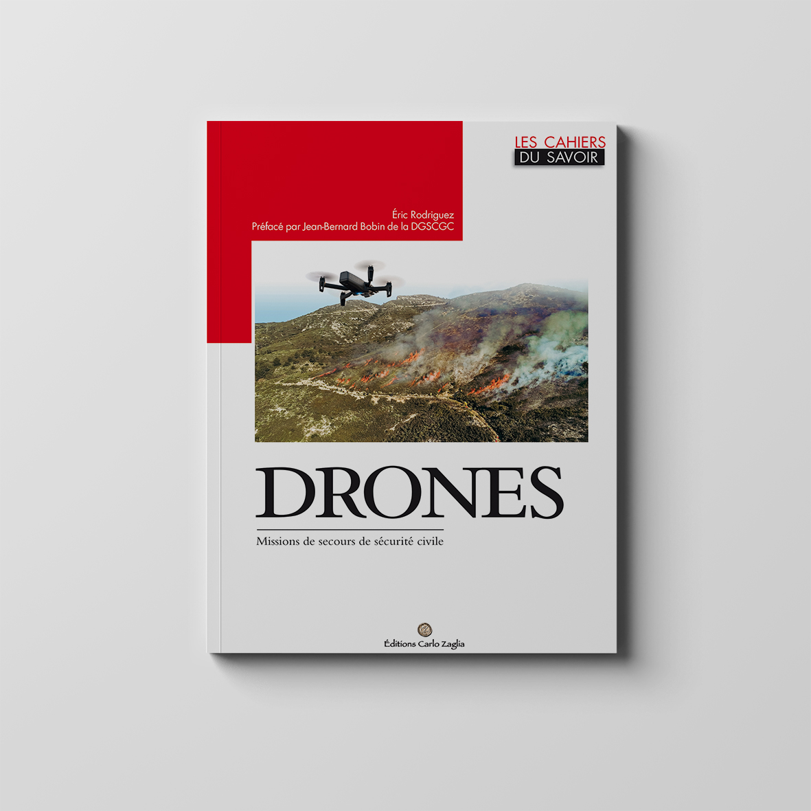 Drones : missions de secours de sécurité civile