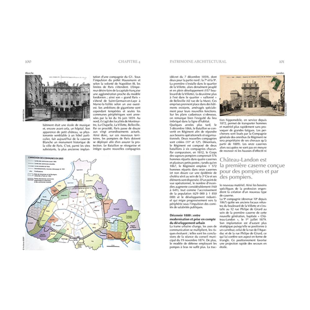 Histoire et patrimoines du 1er groupement de sapeurs-pompiers de Paris