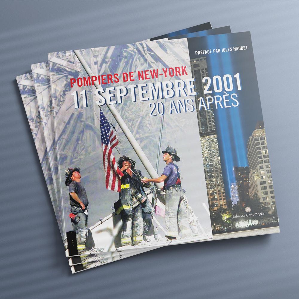 Pompiers de New-York : 11 septembre 2001, 20 ans après