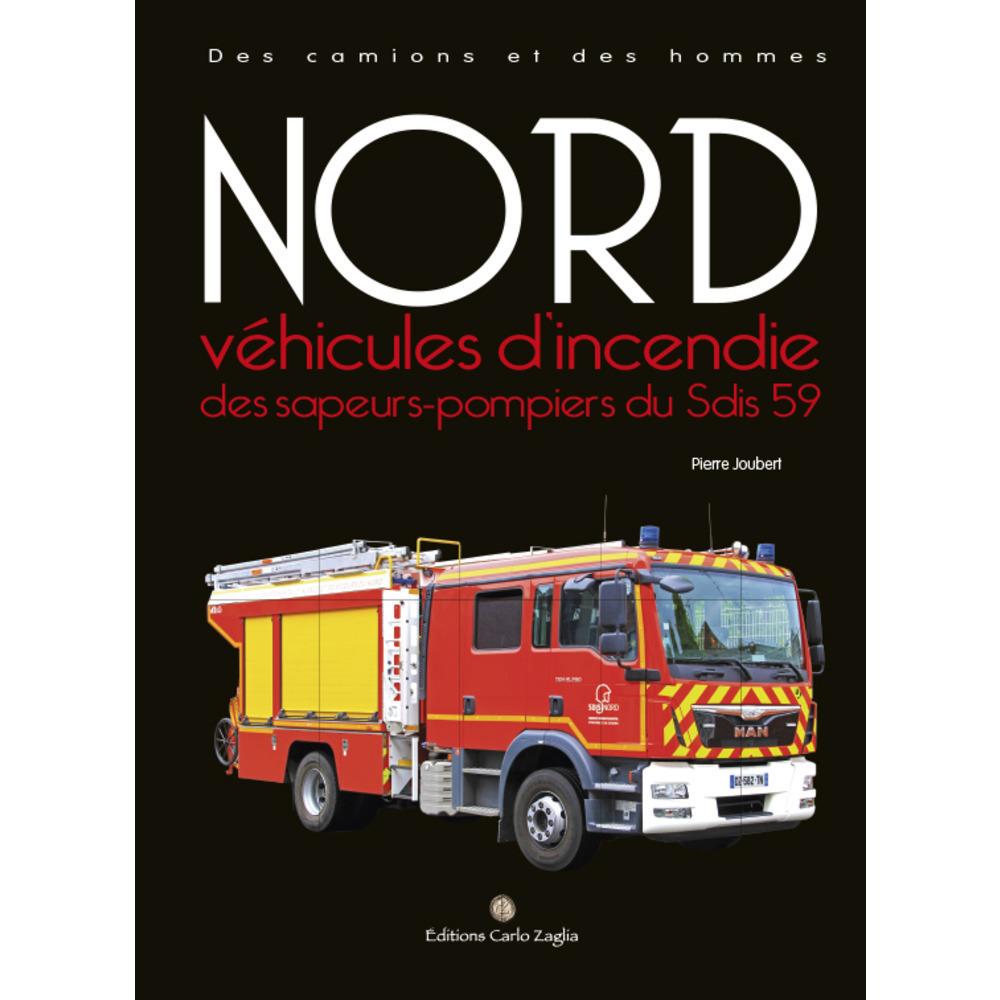 Véhicules d'incendie des sapeurs-pompiers du Nord