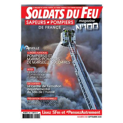 Soldats du Feu Magazine N°100
