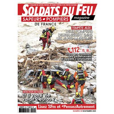 Soldats du Feu Magazine N°101