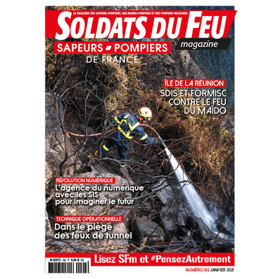 Soldats du Feu Magazine N°102