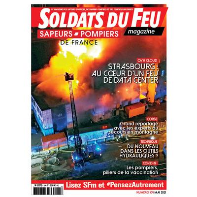 Soldats du Feu Magazine N°104