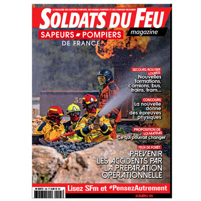 Soldats du Feu Magazine N°105