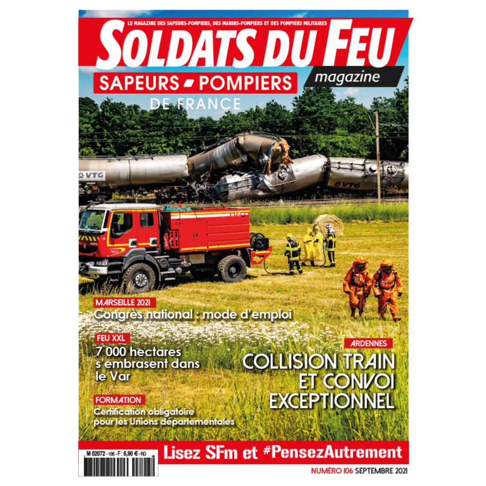 Soldats du Feu Magazine N°106