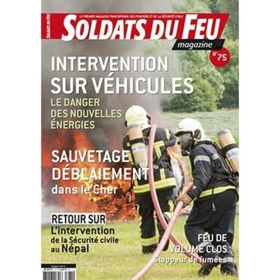 Soldats du Feu Magazine N°75