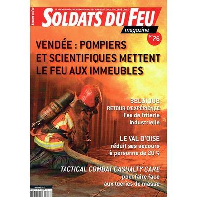Soldats du Feu Magazine N°76