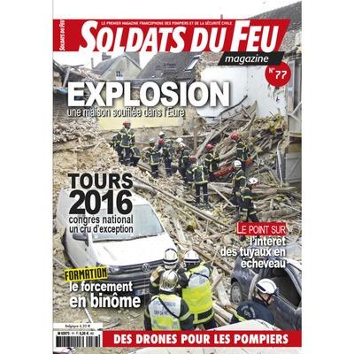 Soldats du Feu Magazine N°77