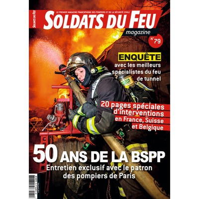 Soldats du Feu Magazine N°79