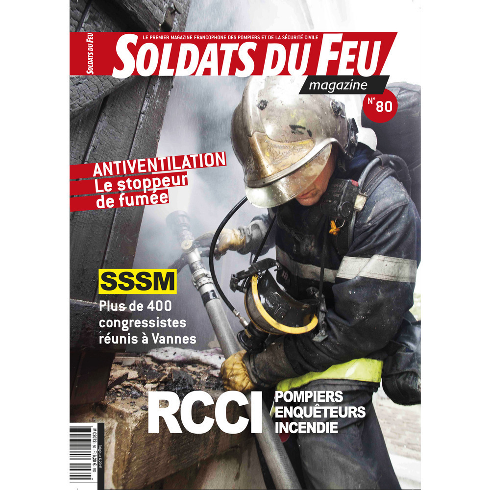 Soldats du Feu Magazine N°80