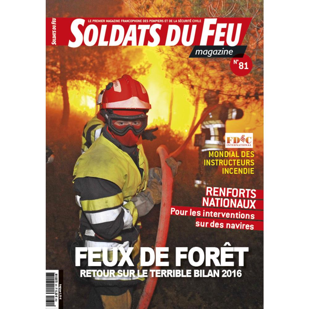 Soldats du Feu Magazine N°81