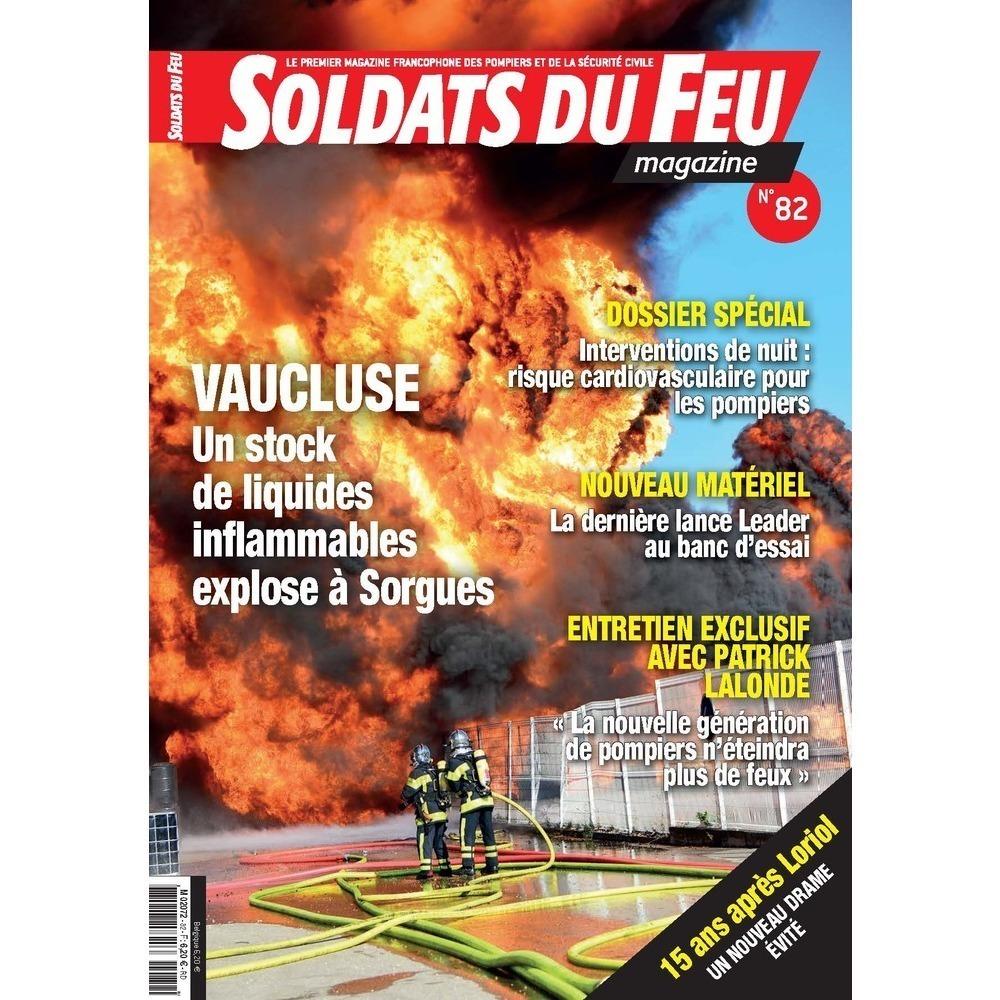 Soldats du Feu Magazine N°82