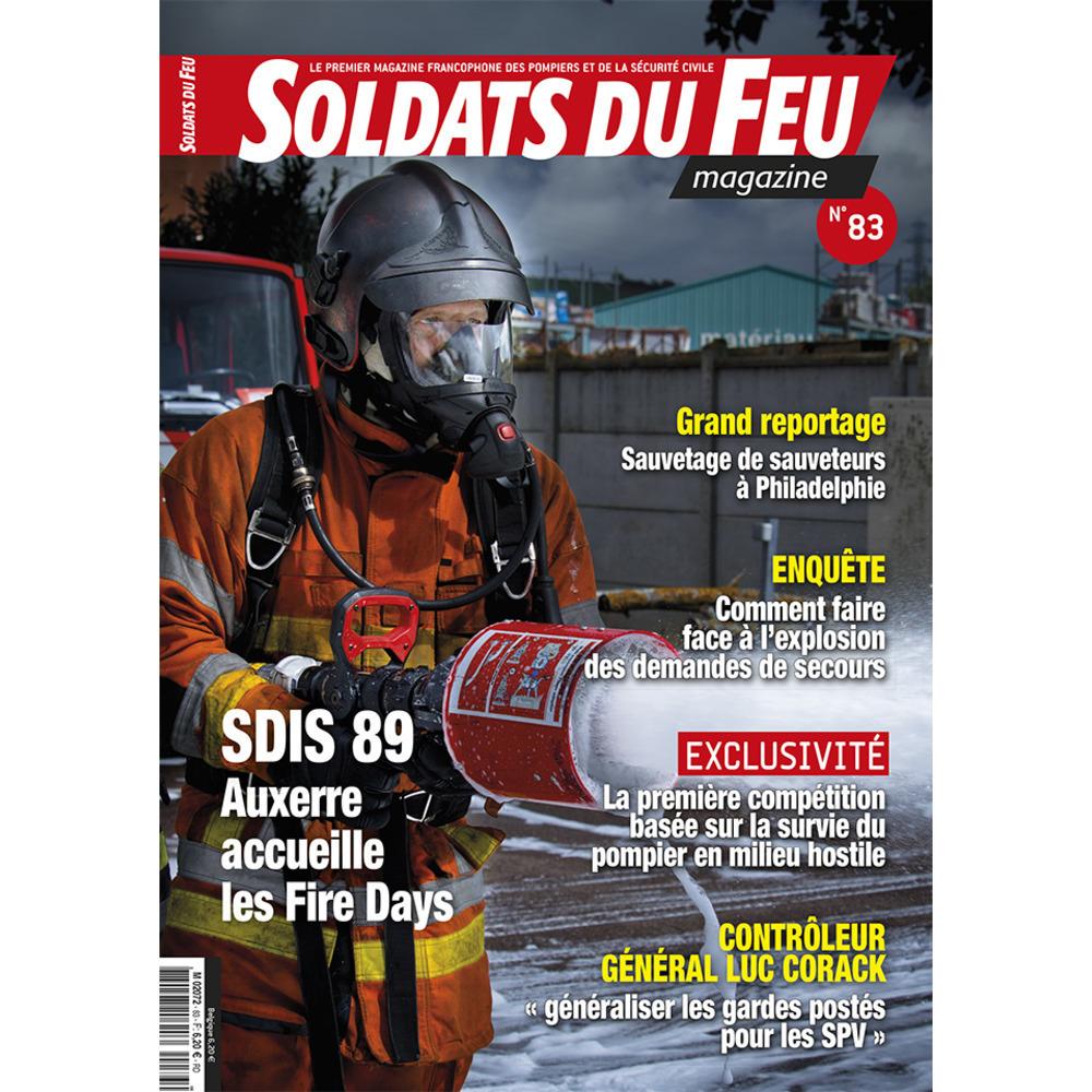 Soldats du Feu Magazine N°83