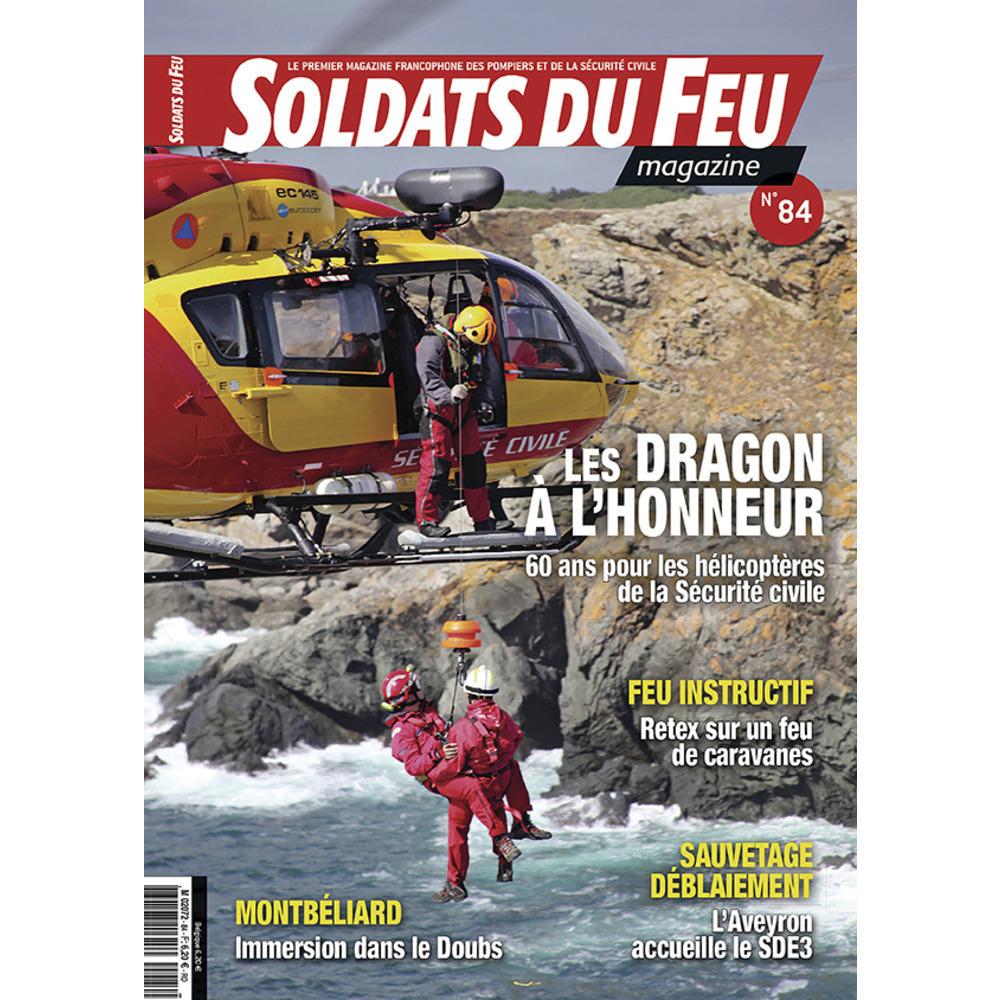 Soldats du Feu Magazine N°84