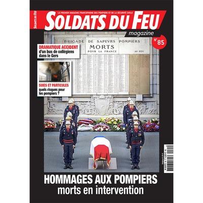 Soldats du Feu Magazine N°85