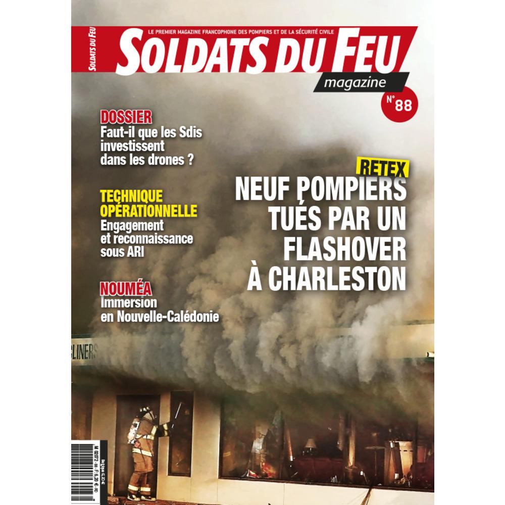 Soldats du Feu Magazine N°88