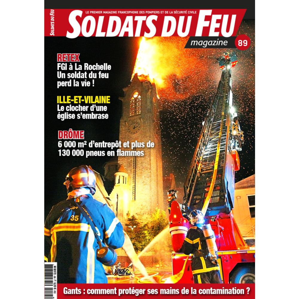 Soldats du Feu Magazine N°89