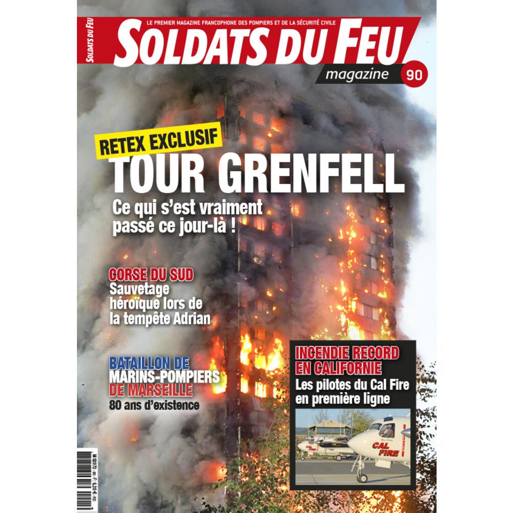 Soldats du Feu Magazine N°90