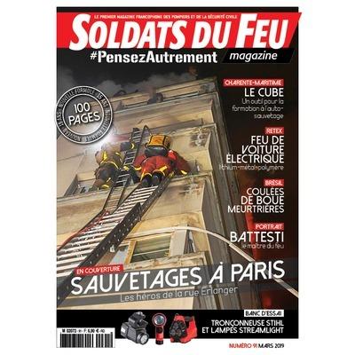 Soldats du Feu Magazine N°91