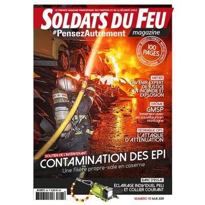 Soldats du Feu Magazine N°92