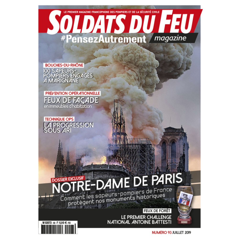 Soldats du Feu Magazine N°93