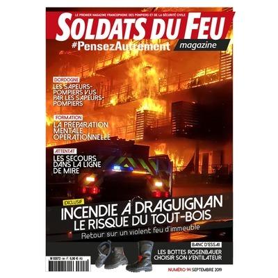 Soldats du Feu Magazine N°94