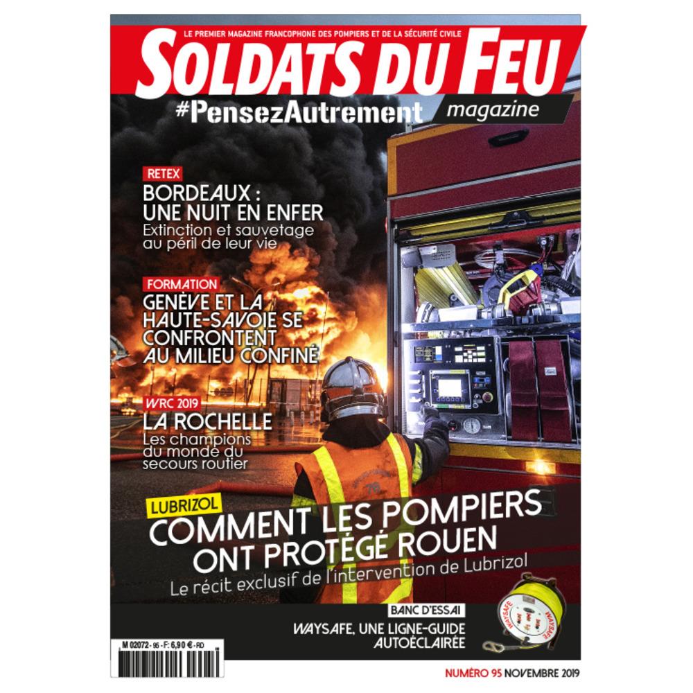 Soldats du Feu Magazine N°95