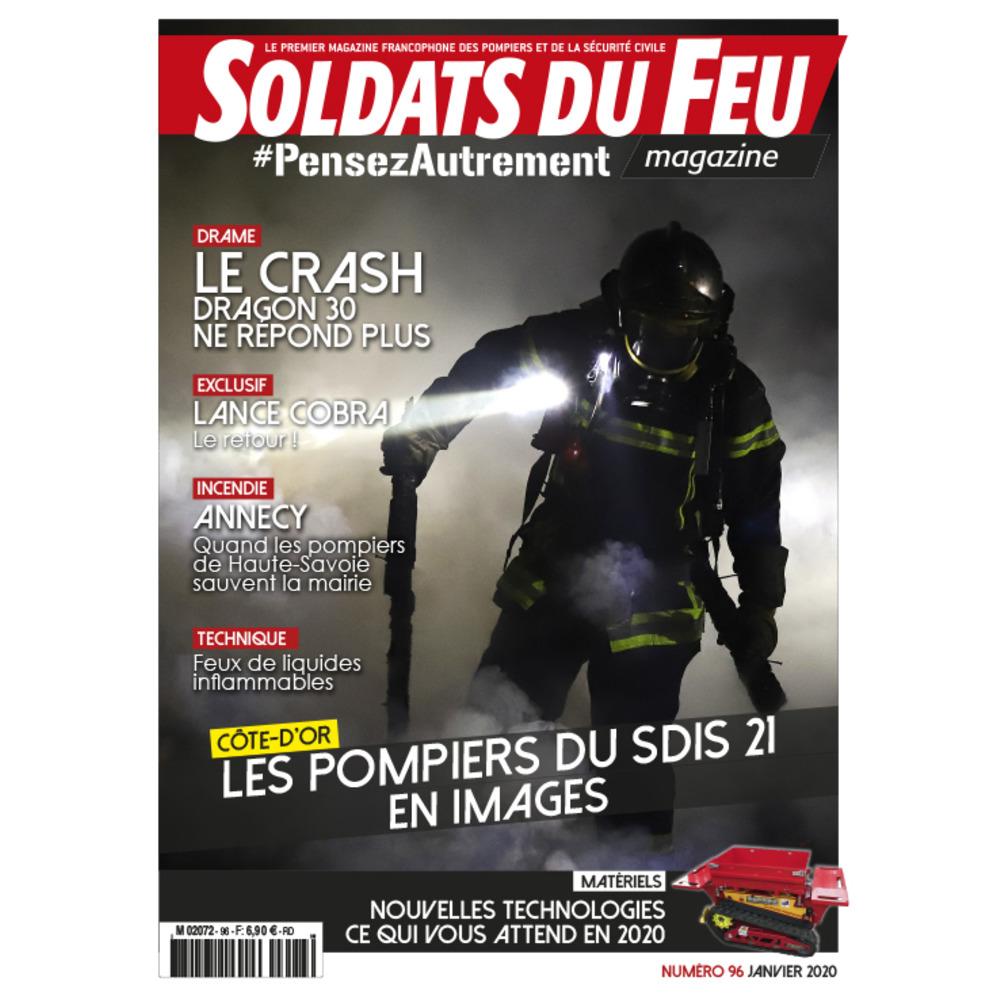 Soldats du Feu Magazine N°96