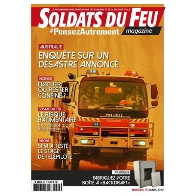 Soldats du Feu Magazine N°97