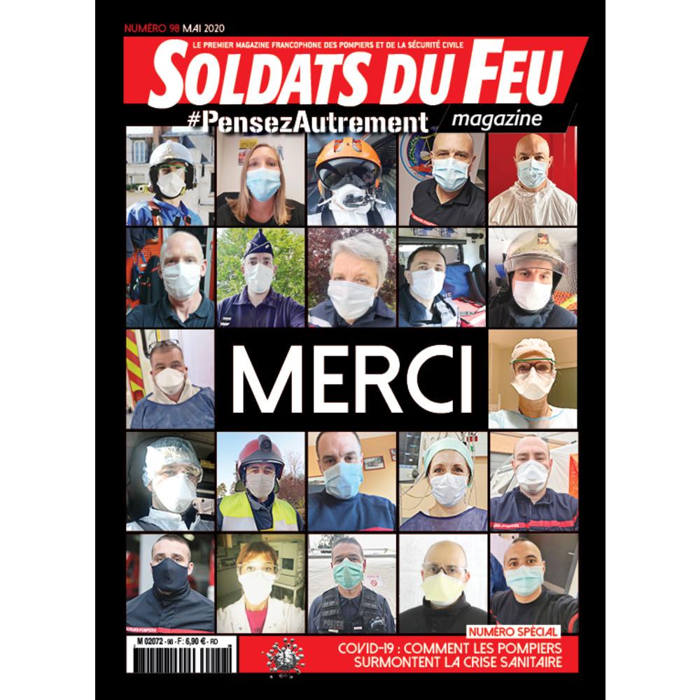 Soldats du Feu Magazine N°98