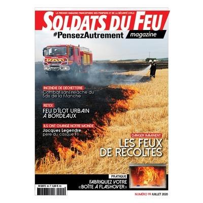 Soldats du Feu Magazine N°99