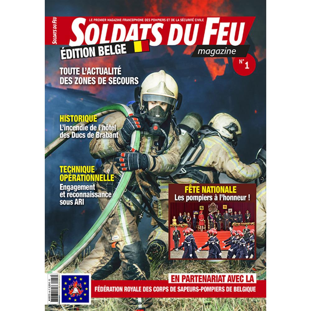 Soldats du Feu Magazine N°01
