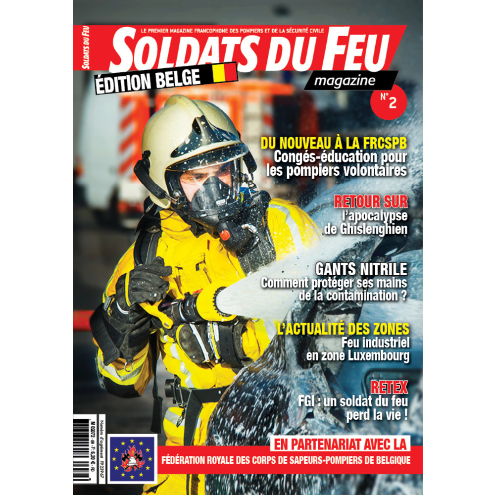 Soldats du Feu Magazine N°02
