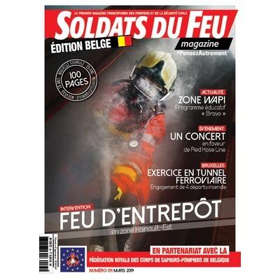 Soldats du Feu Magazine N°04