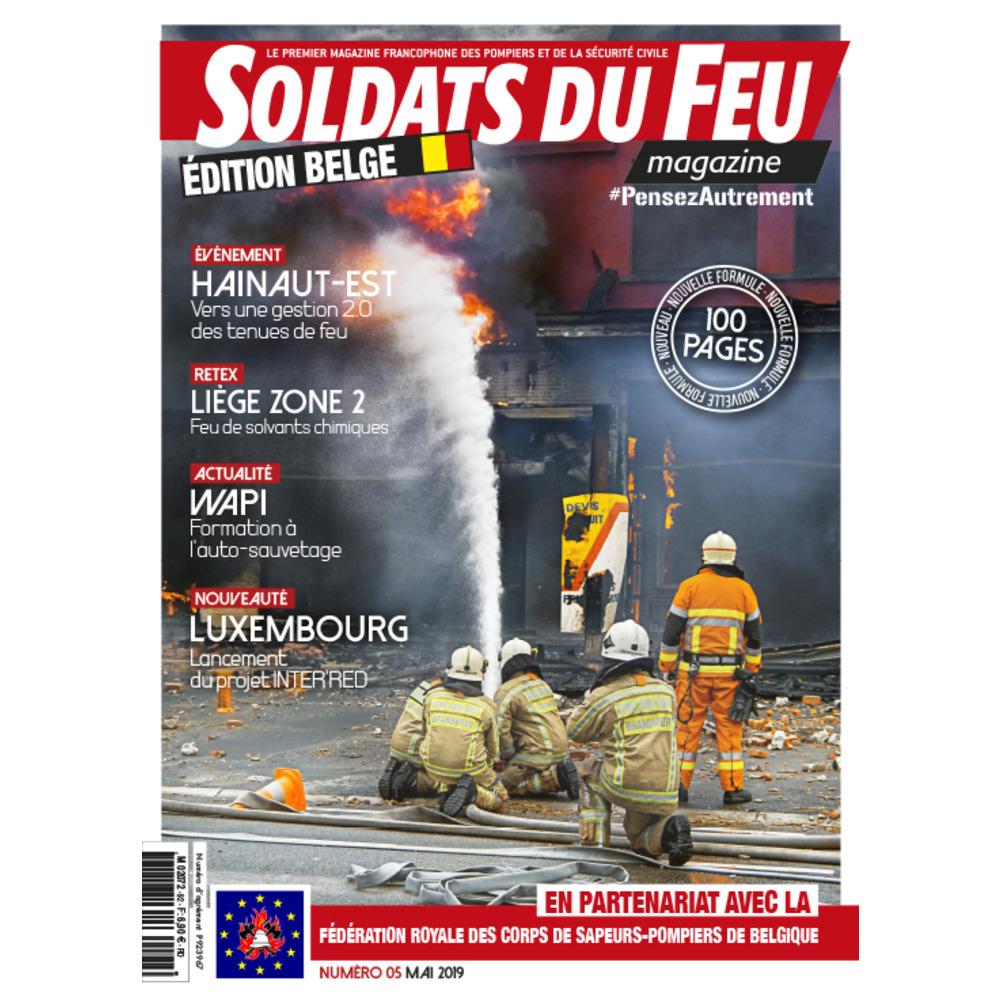 Soldats du Feu Magazine N°05