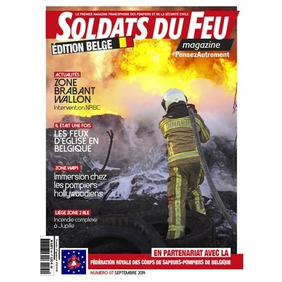 Soldats du Feu Magazine N°07