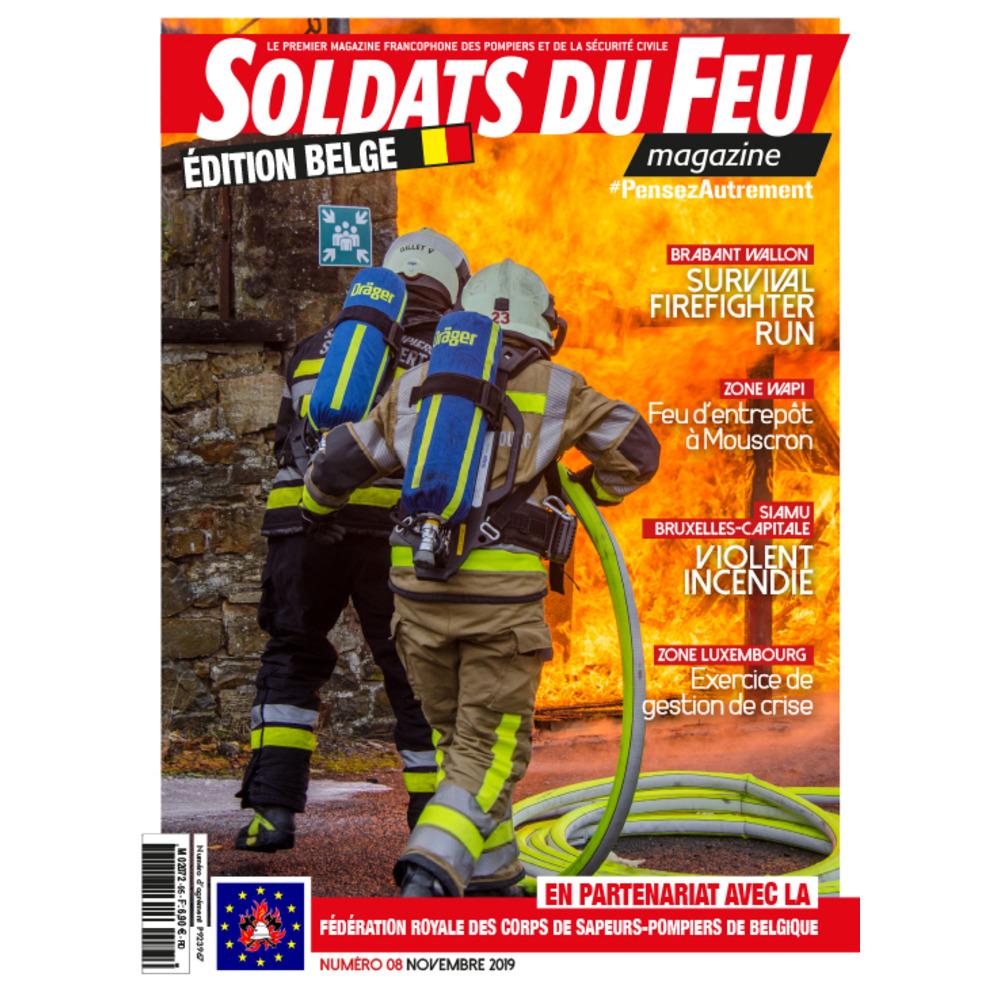 Soldats du Feu Magazine N°08