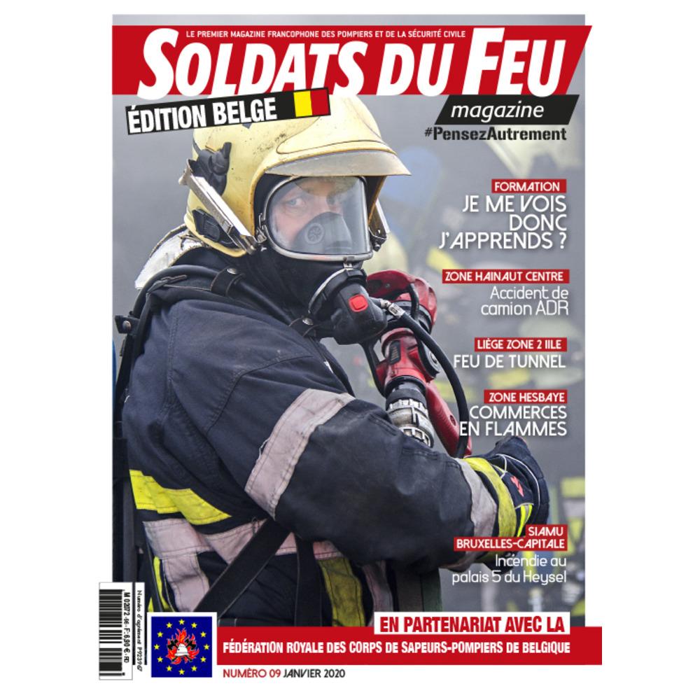 Soldats du Feu Magazine N°09