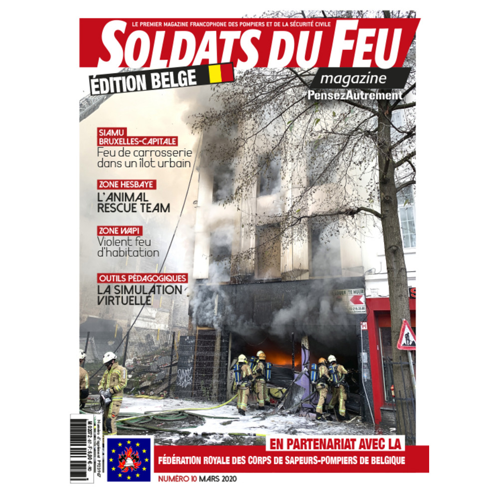 Soldats du Feu Magazine N°10
