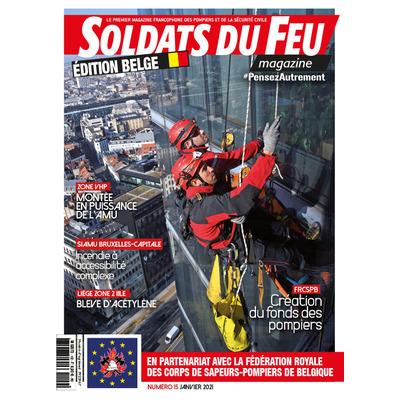 Soldats du Feu Magazine N°15
