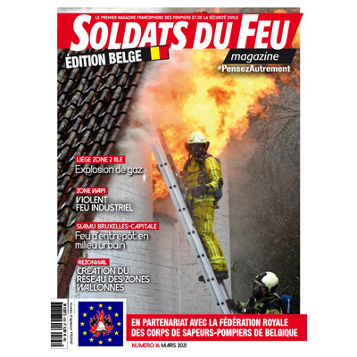 Soldats du Feu Magazine N°16
