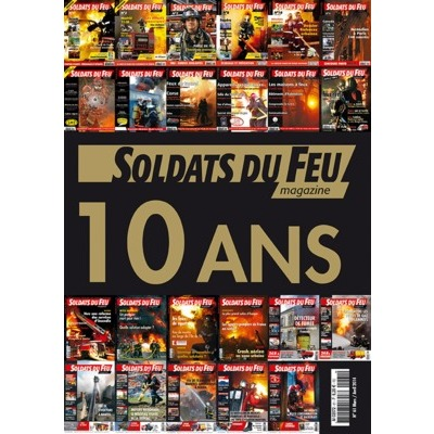 Soldats du Feu Magazine N°61