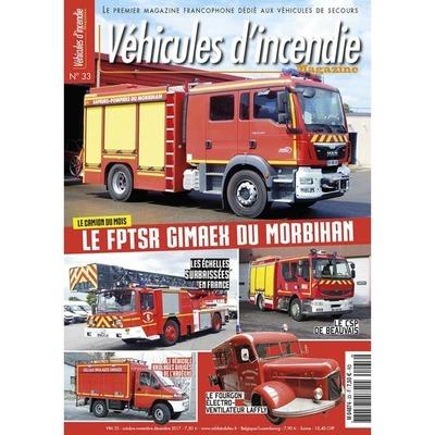 Véhicules d'incendie n°33