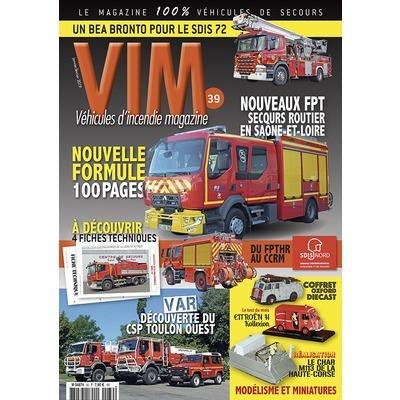 Véhicules d'incendie n°39